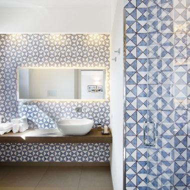 MAVI CERAMIA - Melrose Napoli - rivestimento bagno